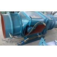KCS-120D湿式除尘风机 掘进机用除尘风机
