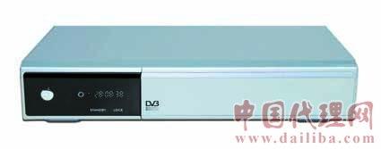 SD MPEG2 DVB-S STB/USB2.0+SD