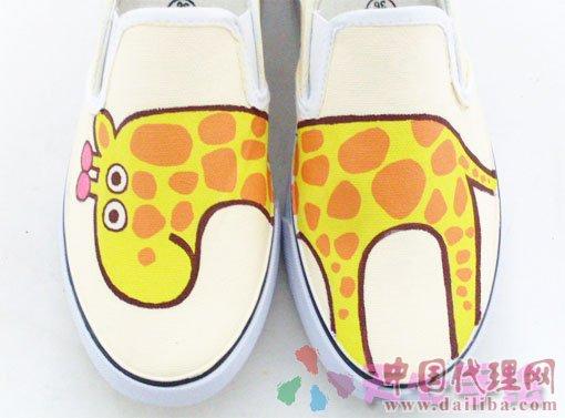 【天心手绘】免费代理手绘鞋、手绘包、手绘帽