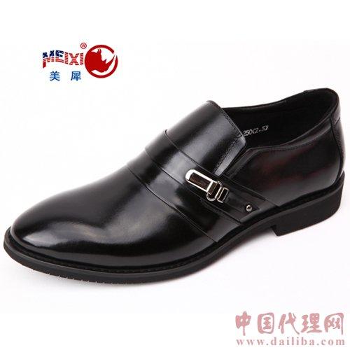 美国犀牛 2011秋冬季新款 皮鞋批发 皮鞋工厂 时尚舒适