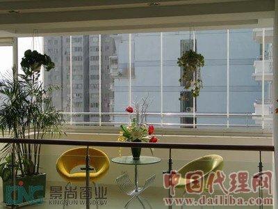 无框阳台诚征代理加盟--上海景尚窗业系列产品
