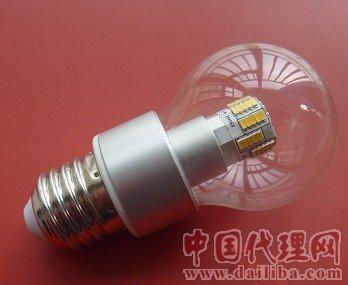 360度LED球泡灯代理