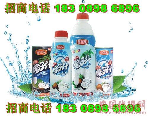 海南海口三亚椰子汁椰汁果肉椰子汁